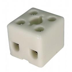 Domino Porcelaine 2 pôles